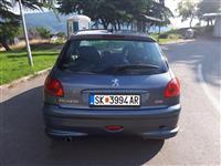 Peugeot 206 povolno itno Socuvana