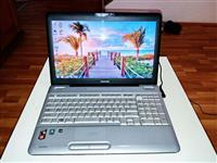 LAPTOP TOSHIBA L500 DUAL CORE 15.6 LED 320GB HDD