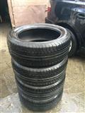 4 gumi M+S 250/50/R18 + 2 zadni amortizeri BMW X3