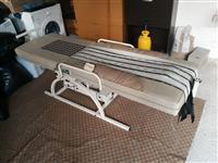 Krevet per masazhe me gurez Vullkanik