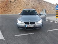 BMW E60 525D 177KS