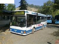 Gradski minibus MAN moze zamena