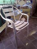 Aluminiumski stolici