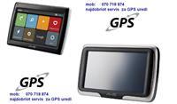 GPS uredi mapi softver dekodiranje