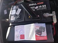 Akumulator Moll 95AGM 850ah