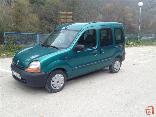 ad renault kangoo 1 9 dti 99 for sale skopje skopje vehicles automobiles. Black Bedroom Furniture Sets. Home Design Ideas