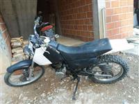 Kros Honda 125