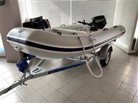 MERCURY 340 OCEAN RUNER so MERCURY 4S 20 hp