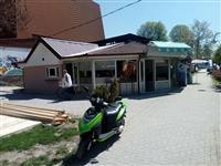 Deloven prostor 60m2 plus terasa Struga