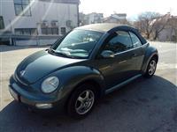 VW Beetle Buba Benzin Kabrio