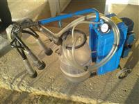 Masina za molzeneje mleko i cevi za busenje voda