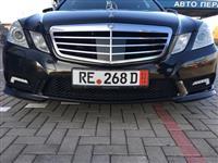 Mercedes E350 4Matic AMG Panorama 265ks Full -12
