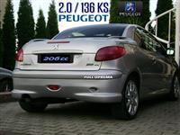 PEUGEOT 206cc CABRIO FULL OPREMA EXTRA CENA