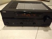 Yamaha DSP-AX763 Receiver