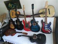 Novi Akusticni I Elektricni Gitari Ekstra Ponuda