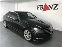 Mercedes-Benz C250 CDi 4-Matic