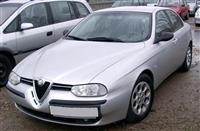Polovni delovi Alfa Romeo 156 benzin 1.8 Twinspark