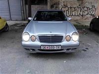 Mercedes CDI elegante E 220