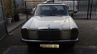 Mercedes Oldtimer -70ti