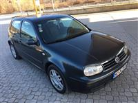 VW GOLF 4 1.9TDI 110KS registriran/servisiran