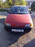 Fiat Punto pali vozi