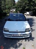 Renault Clio vo Avtokomanda