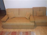Trosed so dve fotelji