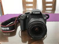Canon 1300D + objektiv + edna godina garancija
