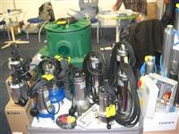 Pumpi za voda prskalki tifoni