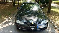 Alfa Romeo 166 jtd Shvajcarska