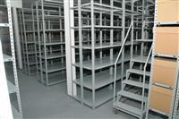 Metalni stalazi za marketi magacini