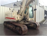 Crawler Excavators VOLVO EC160B LC